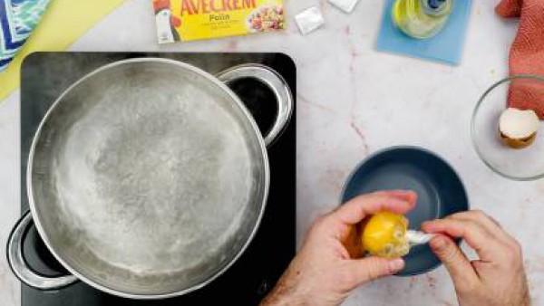 Segundo paso tostada original