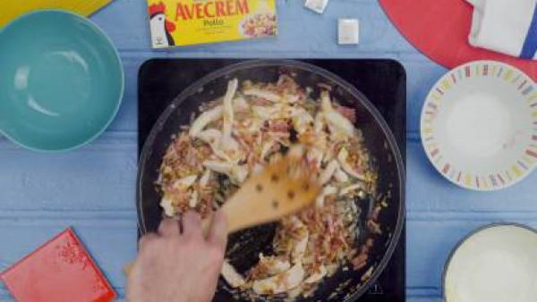 Primer paso sandwich empanada