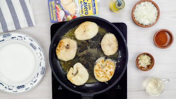 Guiso de merluza con patatas