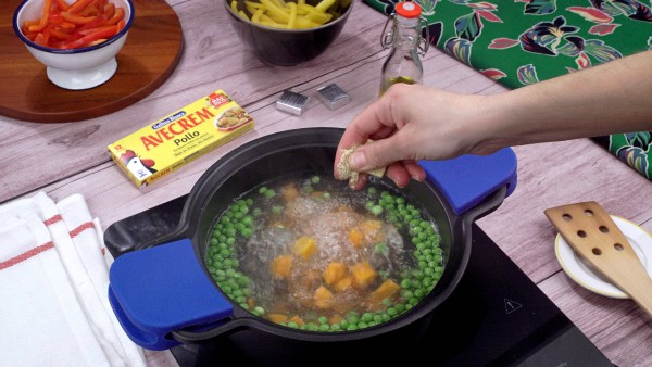 Primer paso filete de ternera a la plancha con verduras