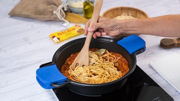 Espaguetis a la napolitana paso 3