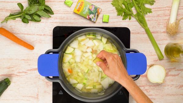 Paso 3 crema de verduras casera