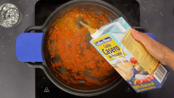 Paso 2 Besugo en salsa