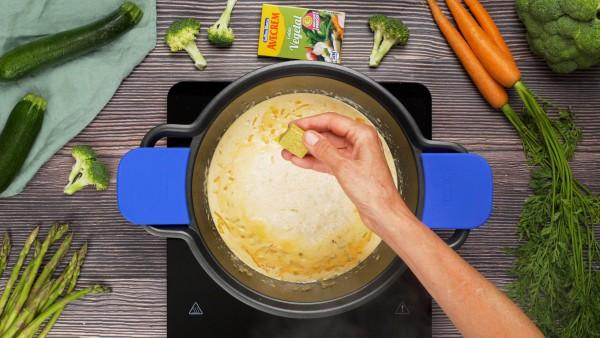 Paso 1 pastel de verduras al horno