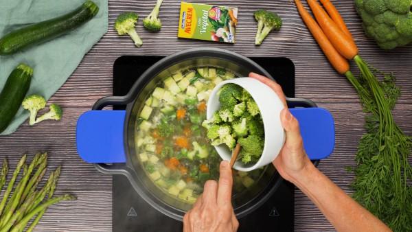 Paso 2 pastel de verduras al horno