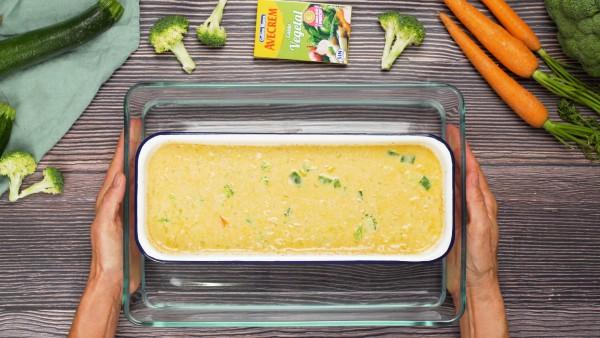 Paso 3 pastel de verduras al horno